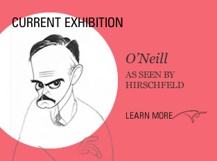 O'Neill As Seen By Hirschfeld