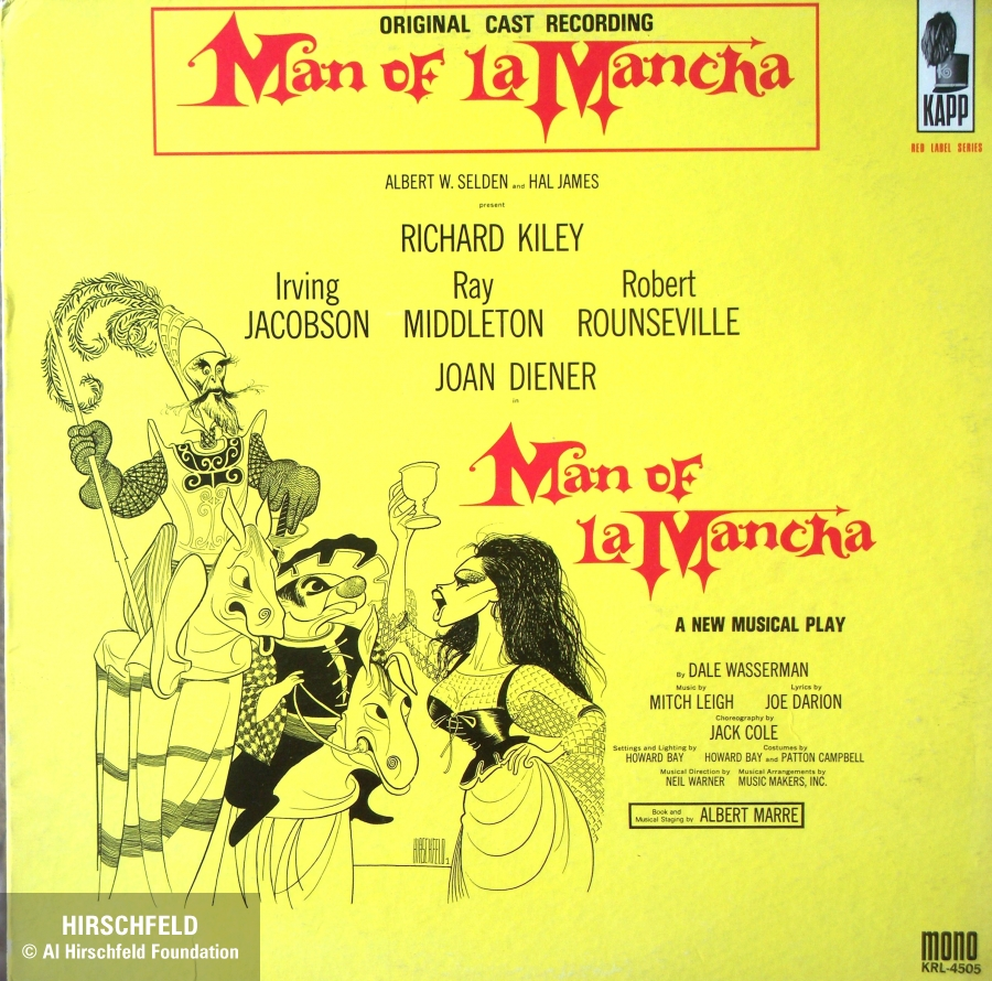 an analysis of the man of la mancha Synopsis cast & crew production team performance dates venue  one of  the most celebrated of all broadway musicals, man of la mancha is a powerful.